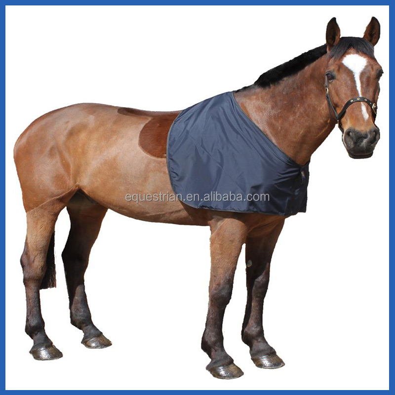 Horse Cotton Bib with 210D lining