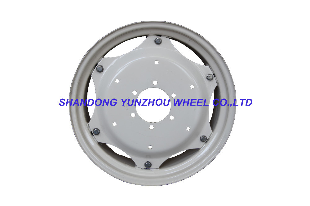 24inch agricultural tractor wheel rim for 11.2-24 tire