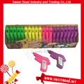 Gun Shape Spray Liquid Candy with Fruit Flavor in Display box