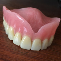 Denture Making Supples Full/ Partial Acrylic Denture for sale