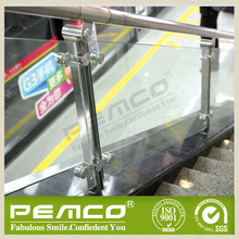 PEMCO Balcony Accessories hot sale railing stainless steel balustrade