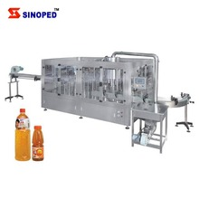 Machine Manufacturer Full Automatic Bottled Pure Water Mineral Water Filling Machine with CE ISO