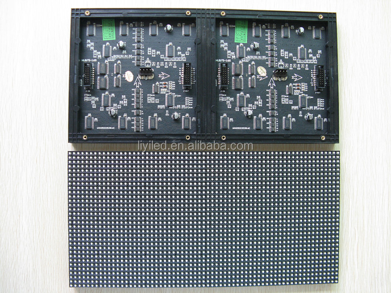 320*160mm HUB75 64*32dots 16scan rgb smd p5 led display module/p5 led module