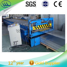 Metal tiles steel profile roll forming machine and making machine/steel profiles corrugated metal roof sheet rolling