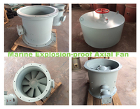Explosion proof industrial axial fans with certificate price