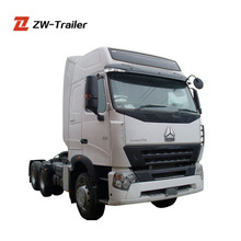 371hp tractor truck howo 6x4 sinotruk tractor head truck for sale