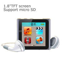 "Top sale 1.8"" mp4 player for hot videos free download"