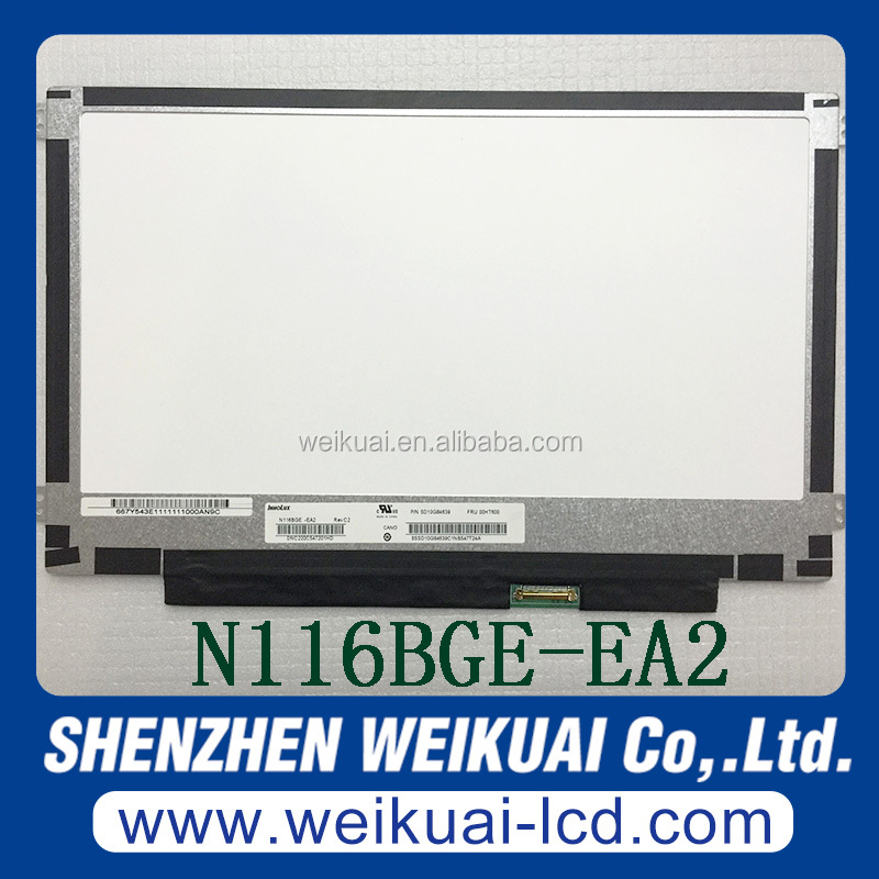 11.6 inch WXGA HD LED LCD Screen 30Pin Matte N116BGE-EA2 for Acer Chromebook C720