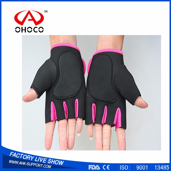 Body Building Fitness Professional half finger gloves,cycling fitness gloves