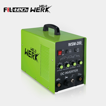 Chinese factory cheap wsm 200 welder saldatrice tig welding machine specification super 200p ac dc pulse tig welder
