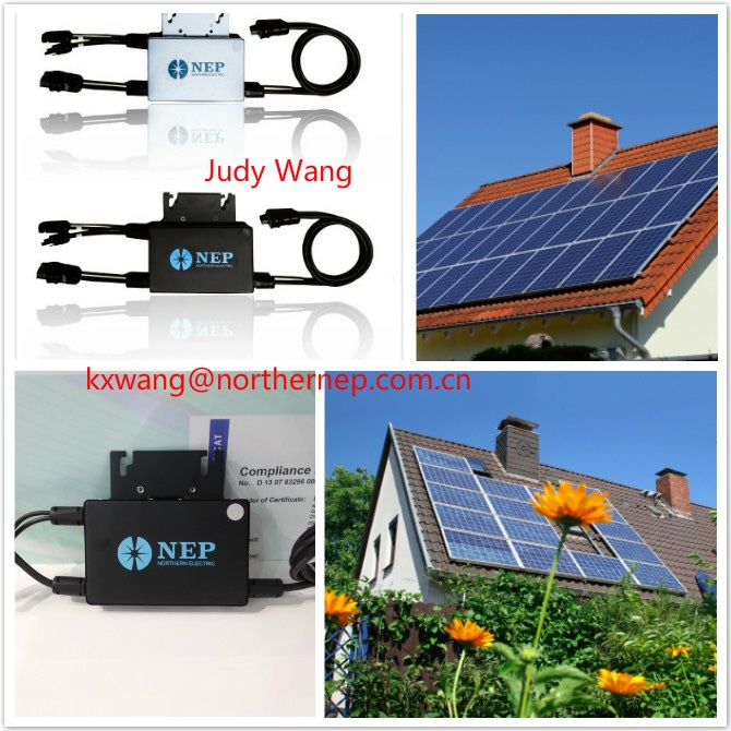 grid ti DC to AC converter for home pv system