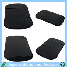 Multi-function sticky anti slip pad/car dashboard sticky pad