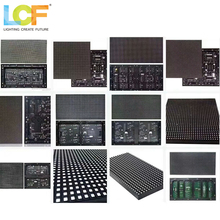 Factory Price Outdoor Waterproof P5 P6 P8 P10 Indoor P2.5 P3 P4 P5 Full Color Single Color LED Display Modules