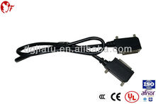 VGA 25pin male to female wiring cable
