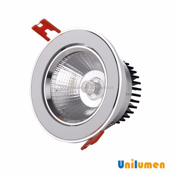 Cheap price 6500K WW 12w COB LED downlight