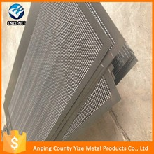 aluminium sheet and coil decorative aluminum perforated sheet metal