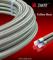 ptfe insulation sleeving teflon hose or Ptfe lining pipes