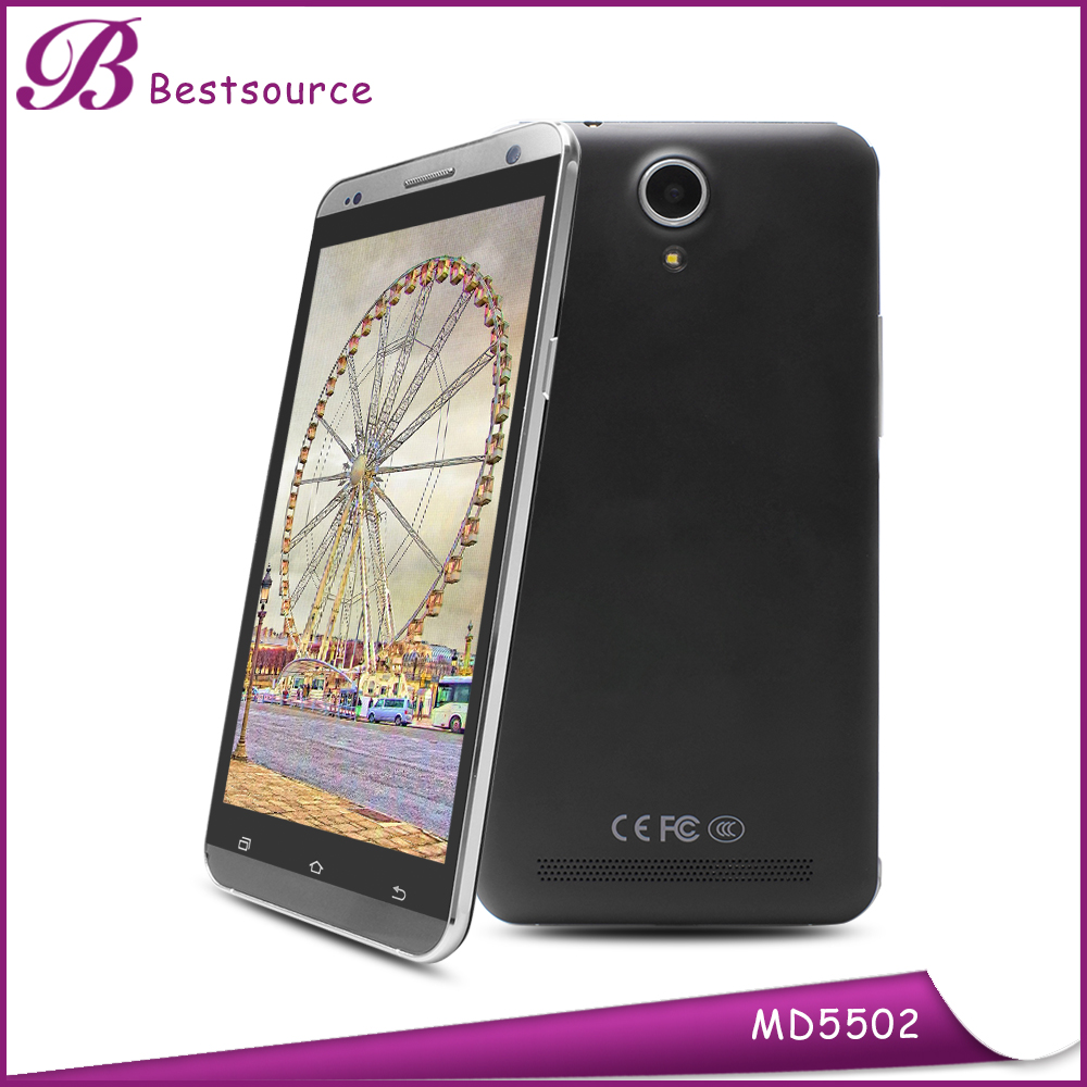 5.5 inch bar smart android cell phone made in china