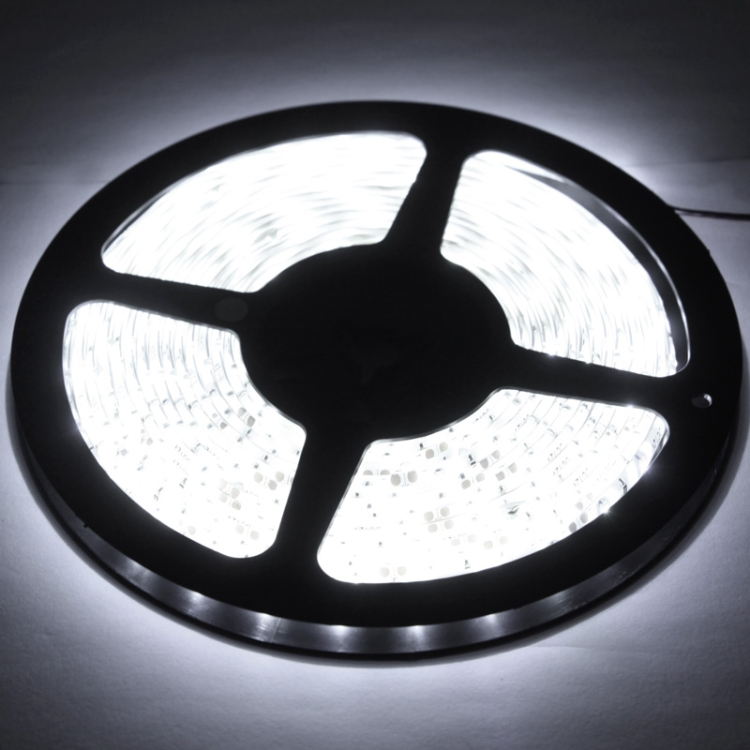 Wholesale China cheap Epoxy Waterproof White LED 3528 SMD Rope Light, 60 LED/<strong>M</strong>, Length: 5M