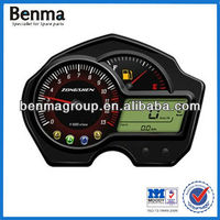 Good led motorcycle speedometer,lcd Speedometer Motorcycle,Speedometer for Zgshen