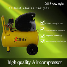 China high quality air compressor 4500 psi supply station