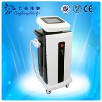 Multifunction IPL+RF skin rejuvenation & spot mole removal machine