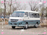 6-16 seats/places Foton View Van/ Mini Bus ( LHD, diesel and gasoline)