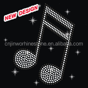 Custom music saves us words rhinestone t shirt transfers wholesale uk F1 15