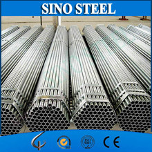 Q235 A106 raw material price Iron Black Steel Pipe for building material