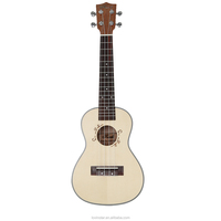 Support Drop Shipping Super Musical Instrument Ukulele 24 inch Acoustic Guitar
