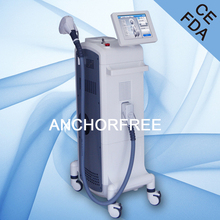 U.S FDA, CFDA, Germany TUV CE0197 Approved Diode Laser Hair Removal 810nm High Energy