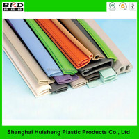 3mm flexible pvc t profile edge banding for furniture