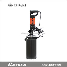 Cayken portable diamond core drills with good hand feeling for sale max drill Dia.132mm