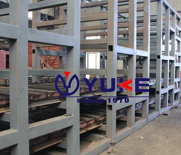 briquettes drying equipment/chain plate dryer