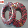 PVC insulated copper /copper clad aluminum 2 core twisted electrical cable