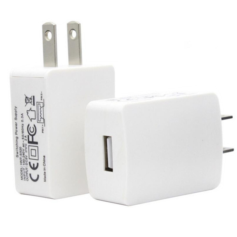 5V 2A EU/US Plug USB Wall AC Power Adapter Home Charger Travel Charger For Iphone 6S