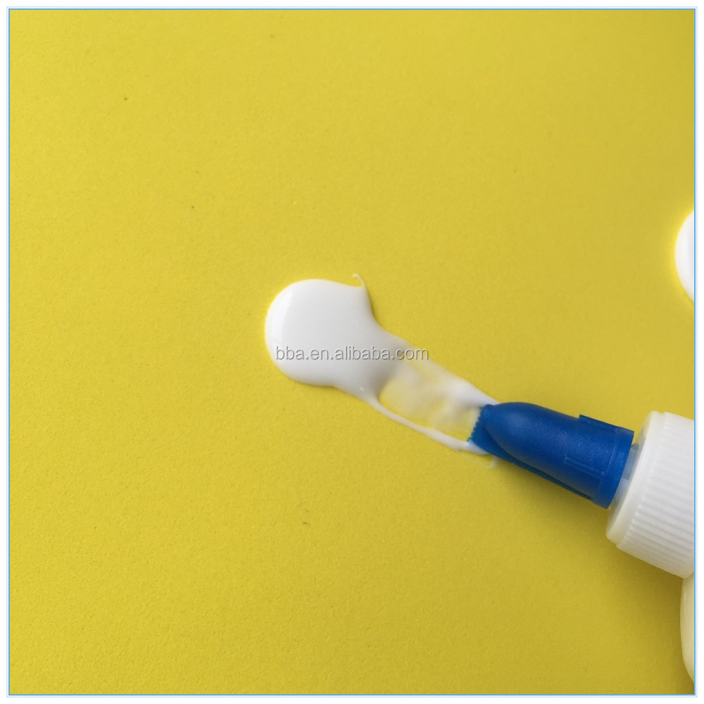 100 gram Brush Tip PVA Glue/White Glue/Liquid Glue for Wood Furniture
