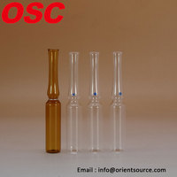 Glass Pharmaceutical Ampoule Manufacture