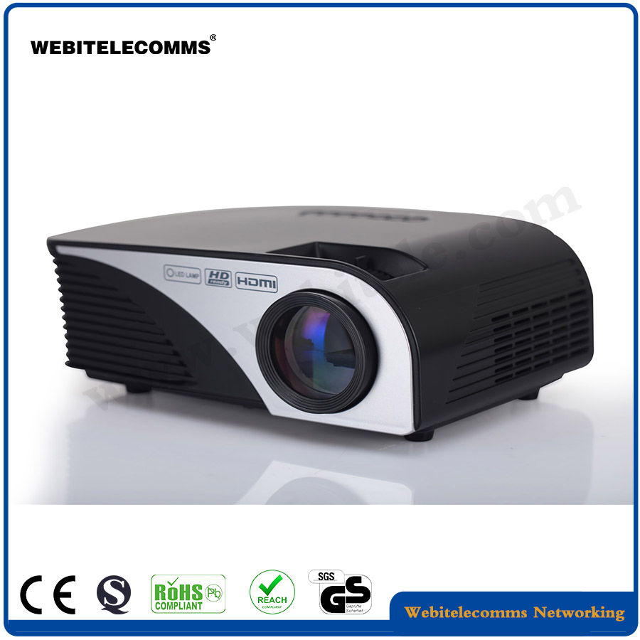 NEW Fashion Product Mini Projector Cinema Projector Theater Projector For Home Use Education