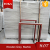Cheap Chinese Wooden Grey Marble