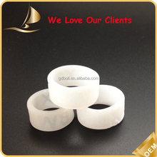 Charmming Silicone Hand Ring/Factory Price Finger Rings