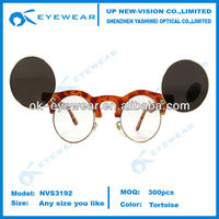 Funny Sunglasses Flip-up Style look frame