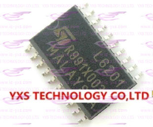 YXS(IC)/L6201 SO20 SOP20 Motor / Motion / Ignition Controllers & Drivers, Electronic Components