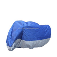 All Season Indoor Outdoor Motorcycle Protection Polyester Taffeta Motorbike Cover Motorcycle Accessories