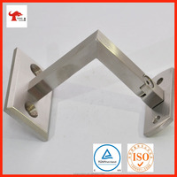 stainless steel handrail bracket support AISI304