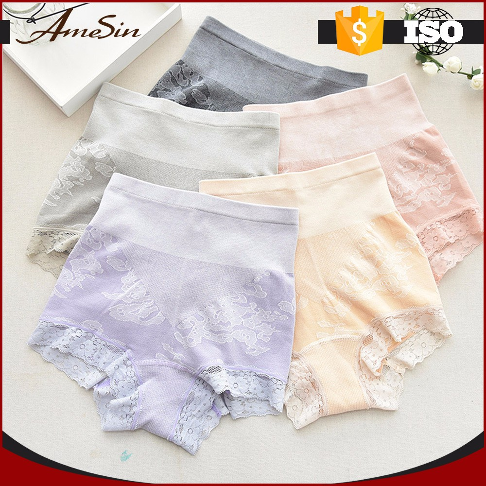 AMESIN Japanese Munafie Lace Slimming Panties