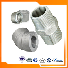 "DIN 1/2"" high pressure tube fitting nipple for pipe fitting"
