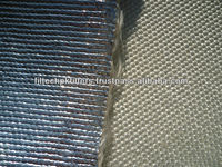 3-2 mm Fiber Glass Insulation Cloth with Aluminum