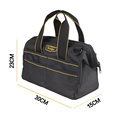 Soft handle style 600D polyester tool bag