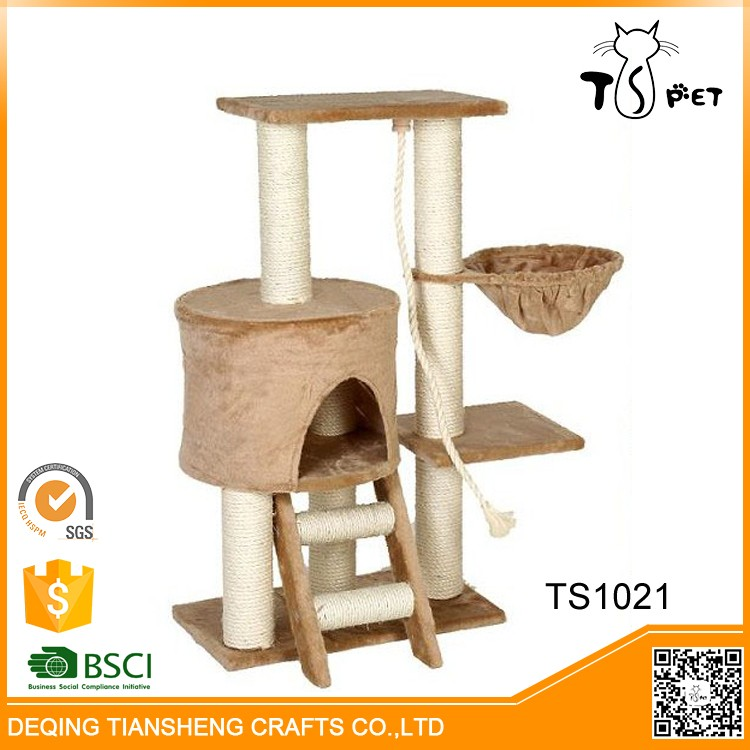 Factory Direct Sale Variety Designs Wooden Pet House